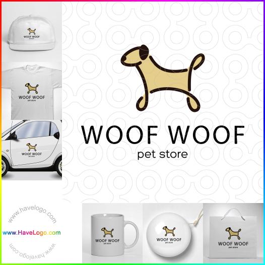dog logo - ID:53293