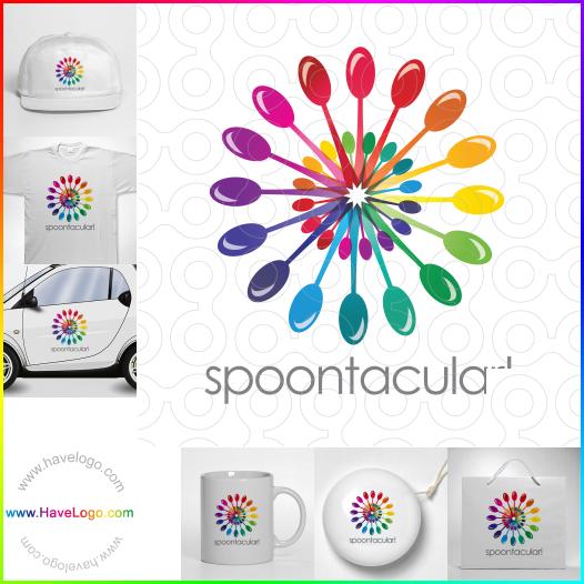 spoon logo - ID:17554
