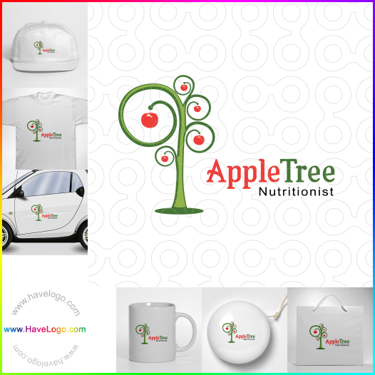 tree logo - ID:17459