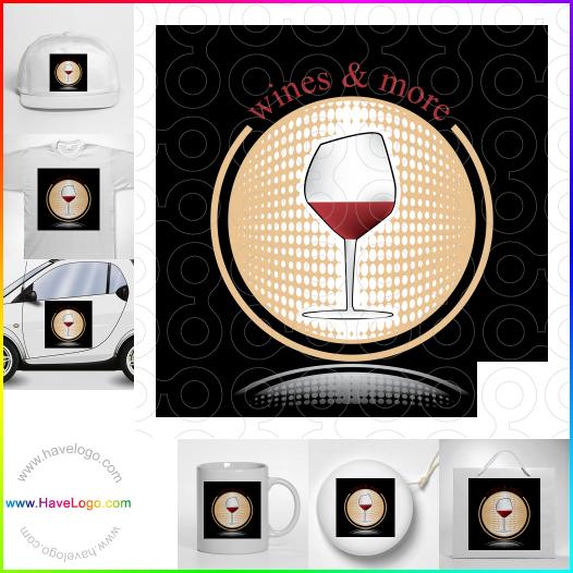 酒logo設計 - ID:17577