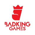 Bad King Games  logo