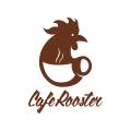 Cafe Rooster  logo