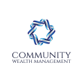 社區財富管理Logo