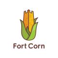 Fort Corn  logo
