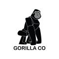 大猩猩共Logo