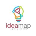 Idea Map  logo
