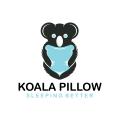 考拉的枕頭Logo