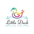 Little Duck  logo