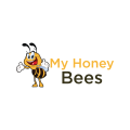My Honey Bees  logo