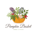 Pumpkin Basket  logo