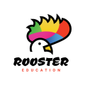 Rooster Education  logo