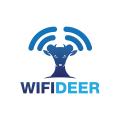 WiFi鹿Logo