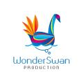 天鵝Logo