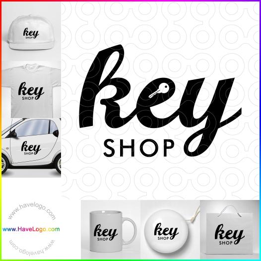 鑰匙logo設計 - ID:17809