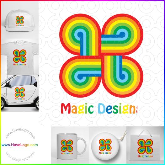 抽象的logo設計 - ID:17620