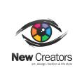 虹膜Logo
