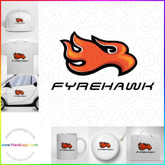 fire logo - ID:38398