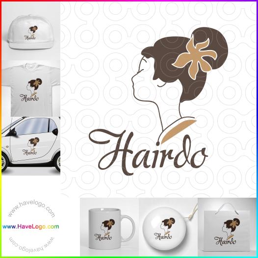 flower logo - ID:35173