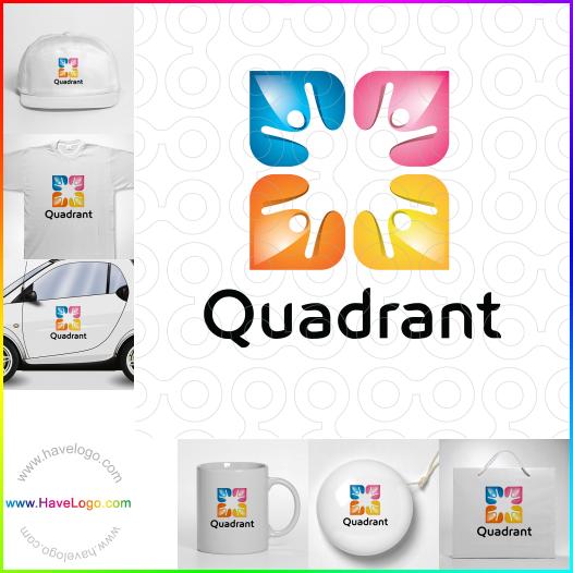 色彩艷麗logo設計 - ID:35477