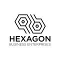 六角形Logo