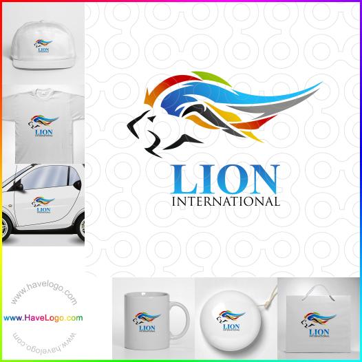 lion logo - ID:56890