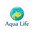 水族生活Logo