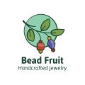 Bead Fruit  logo