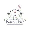 Beauty Home  logo