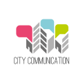 City communication  logo