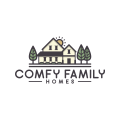 Comfy Family Homes  logo