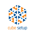 Cube Setup  logo