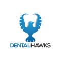 牙鷹Logo
