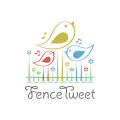 Fence Tweet  logo