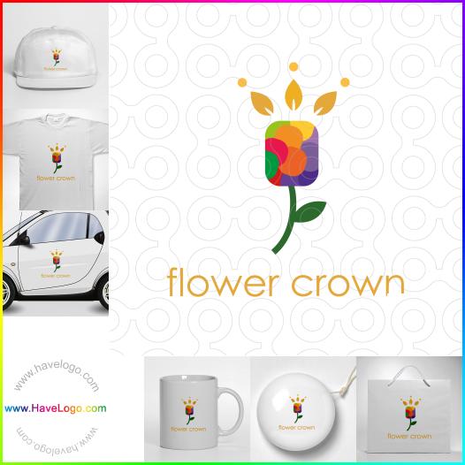 花冠logo