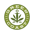 綠色海岸Logo