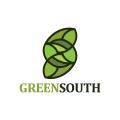 Green South  logo