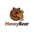 親愛的熊Logo
