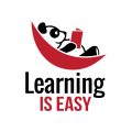 Learning is easy  logo