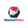 Market Rhino  logo