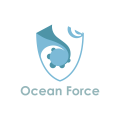 Ocean Force  logo