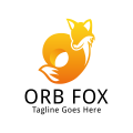 Orb Fox  logo