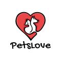 寵物愛Logo