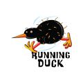 黑Logo