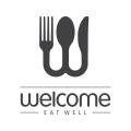 晚餐Logo