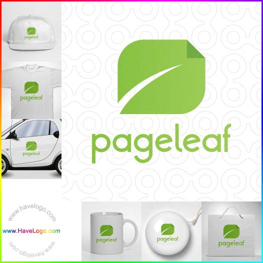 紙張logo - ID:45149