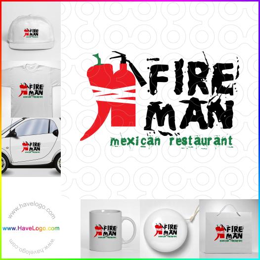 fire logo - ID:16