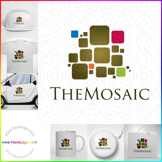 mosaic logo - ID:52771