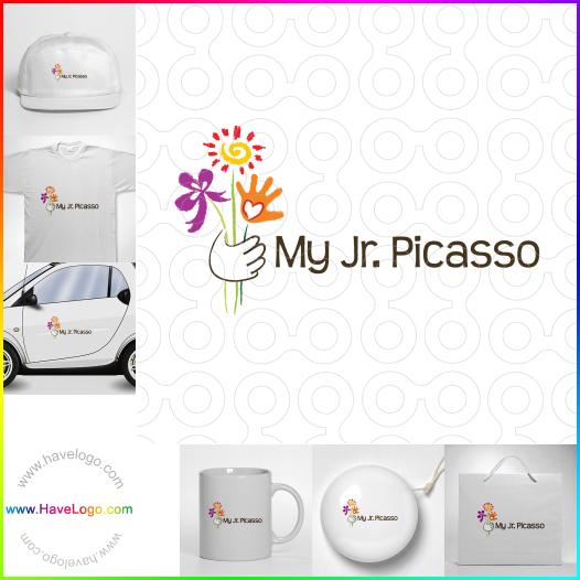 picasso logo - ID:14941
