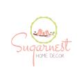 糖果店Logo