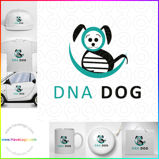 veterinarian logo - ID:35489
